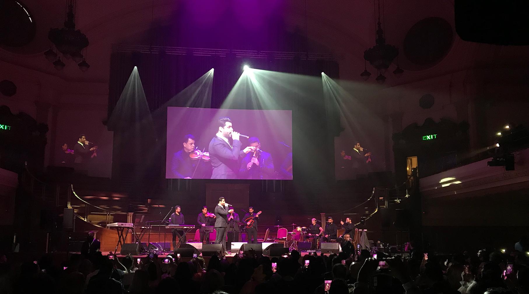 Live Concert Streaming