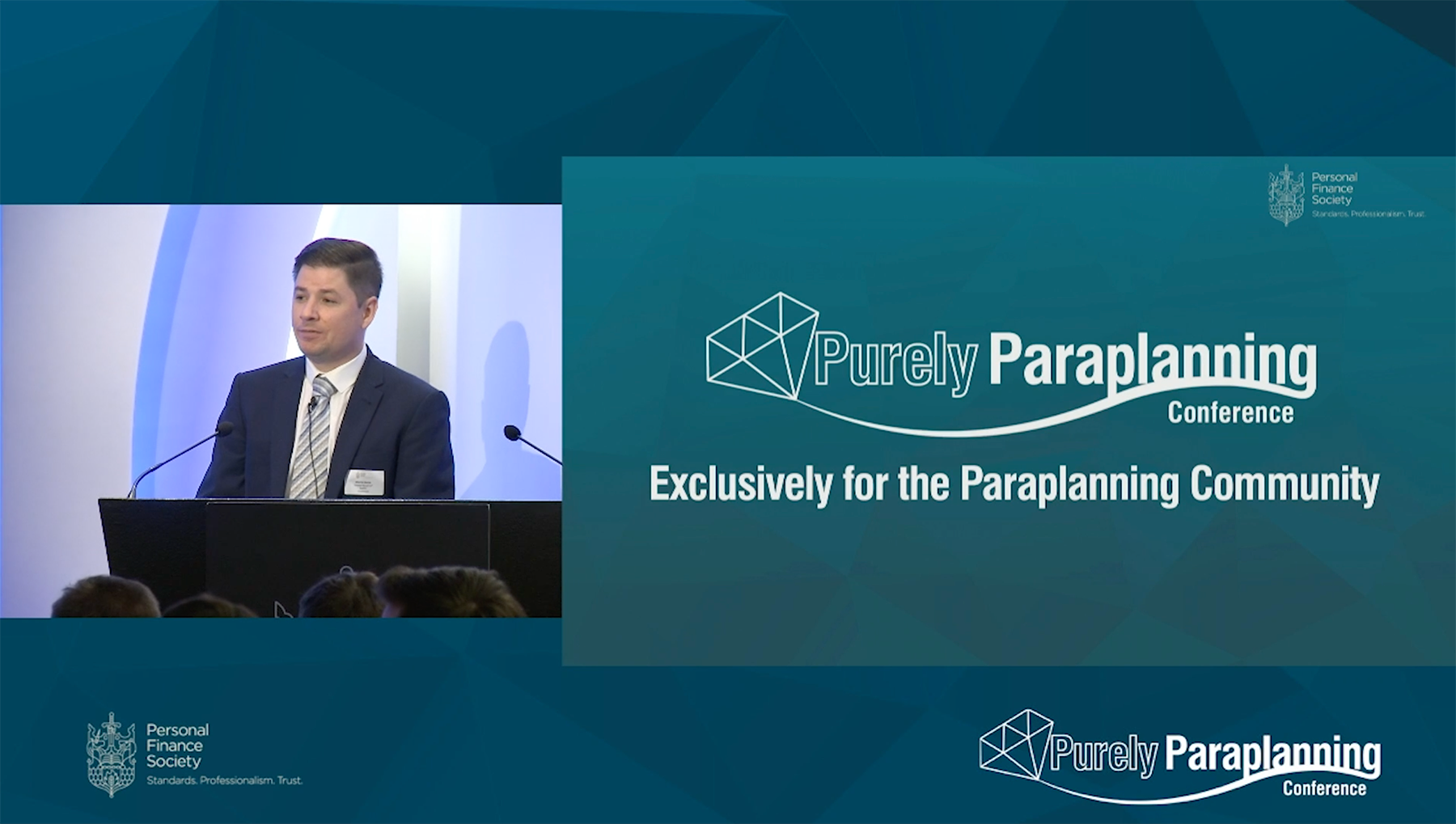 Purely Paraplanning Conference